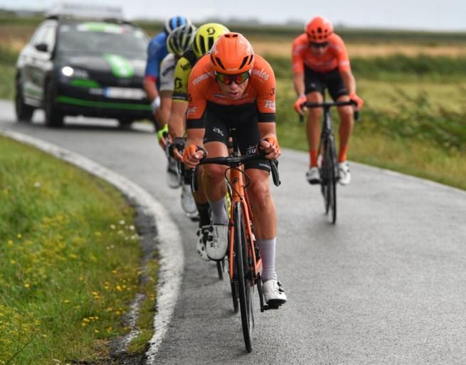 Tweede etappe BinckBank Tour gewonnen door Ier Sam Bennett die zijn leidersplaats verstevigt