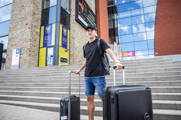 STVV huurt jonge Argentijnse spits van Inter
