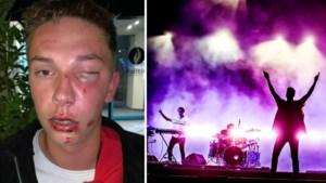 Drie vrienden krijgen klappen om sigaret na Lokerse Feesten