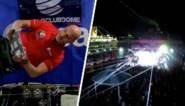 Primeur: astronaut laat vanuit de ruimte duizenden mensen uit de bol gaan met dj-set
