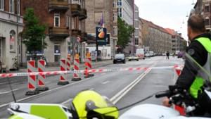 Politie pakt Zweedse verdachte op na explosie in Kopenhagen