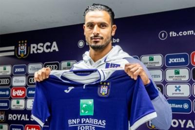 """Discussie rond de beste positie van Nacer Chadli bij Anderlecht is al begonnen: """"Ik kan zelfs rechtsachter spelen"""""""