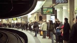 Ongeveer helft van treinen zal rijden tijdens staking bij NMBS zaterdag