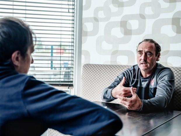 """Yves Vanderhaeghe: """"Ik denk niet dat Coucke sms'en zal sturen naar Kompany"""""""
