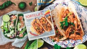 Onze redactrice gaat aan de slag met een kookboek vol verrassende tortilla's