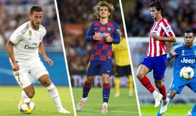 Messi, Frenkie, Eden, Felix,...: tien zaken om naar uit te kijken in de Primera Division