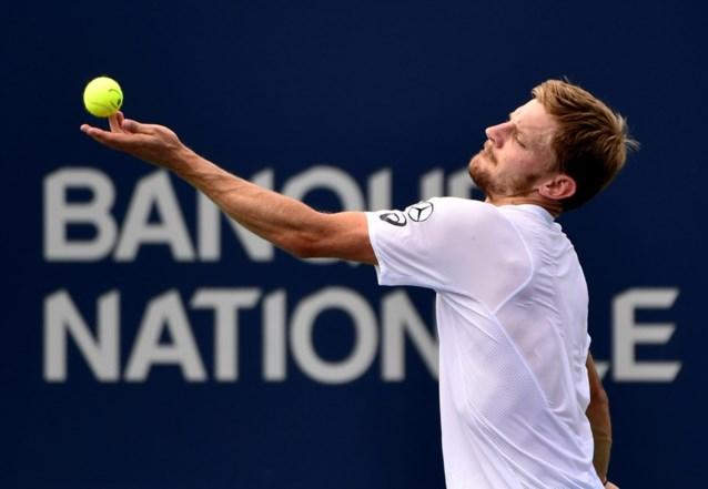 David Goffin bereikt na forfait van Nishioka zonder spelen halve finales ATP Cincinnati