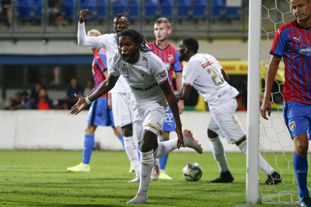 Mbokani bezorgt Antwerp het delirium met doelpunt van de kwalificatie in tweede verlenging