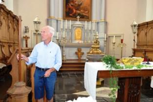 Dieven gaan aan de haal met waardevol beeld uit Sint-Pietersstoelkerk