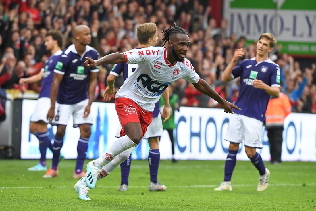 Bekijk hier hoe KV Kortrijk Anderlecht klopte met 4-2, met e... - Het  Nieuwsblad Mobile
