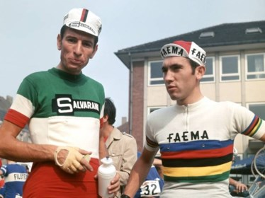 Afscheid van Felice Gimondi: een seigneur van wie de carrière bepaald werd door Merckx