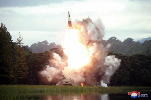 """Noord-Korea lanceert opnieuw test van mysterieus """"nieuw wapen"""""""
