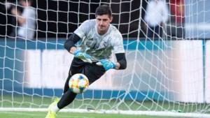 Thibaut Courtois begint in doel bij Real Madrid voor eerste competitiewedstrijd tegen Celta de Vigo