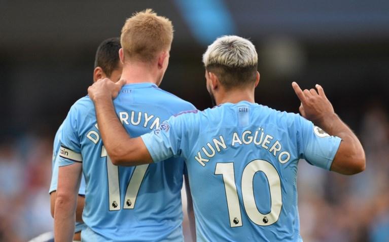 Twee assists van Kevin De Bruyne, maar Manchester City krijgt Tottenham niet op de knieën