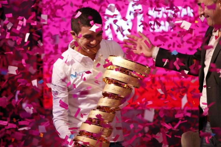 Officieel: Nairo Quintana en Richard Carapaz verlaten Movistar na dit seizoen
