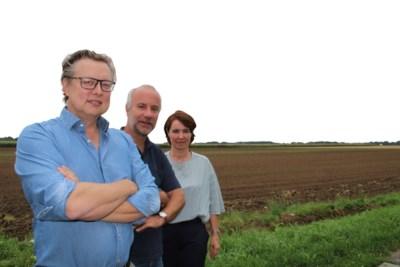 "Buurtbewoners halen slag thuis: ""Mega windmolenproject hoort niet thuis op kouter"""