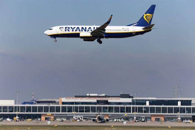 Juli was recordmaand voor luchthaven Charleroi