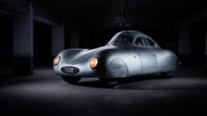 20 miljoen had deze Porsche moeten opbrengen, maar daar stak blunder veilingmeester stokje voor