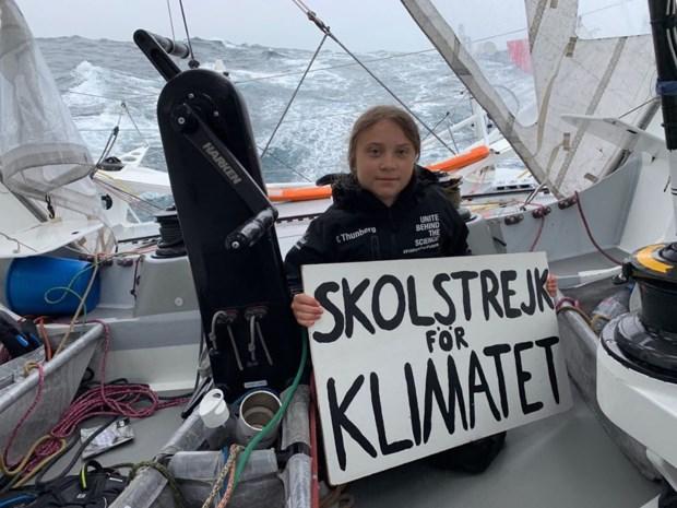Hoe nobele daad averechts uitpakt: Greta Thunberg stoot meer CO2 uit met zeiltocht naar New York dan met vlucht