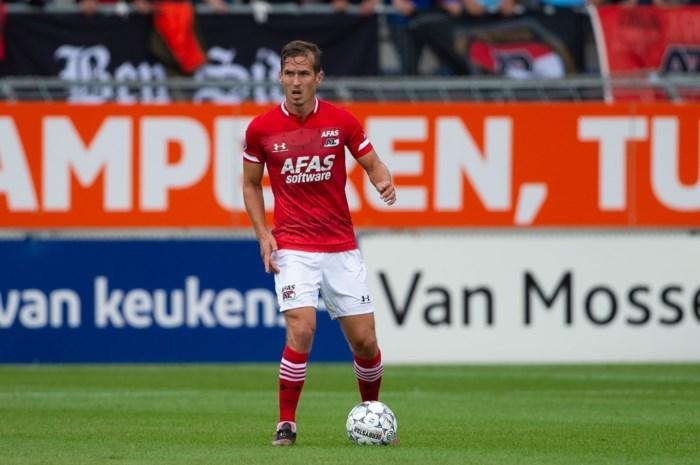 """Belg in Nederland Stijn Wuytens wordt in basis verwacht bij AZ in Europa League: """"Geen fans van Antwerp? Zonde"""""""