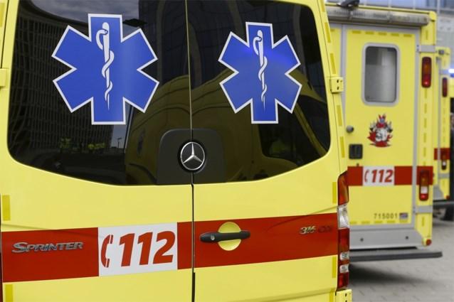 Arbeider gewond bij val van dak in Leuven