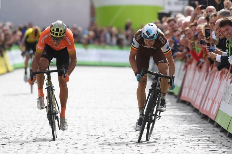 Oliver Naesen wint spectaculaire slotrit met aankomst op Muur, Laurens De Plus is eindwinnaar in BinckBank Tour