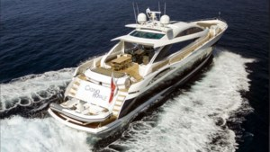 Bootjevaren als James Bond? 65.000 euro per week