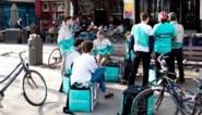 Met duizend in de rij om pizza te mogen leveren: fietskoerier is populaire job
