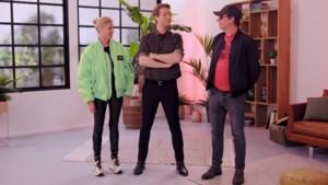 Jani steekt Erik Van Looy en Barbara Sarafian in nieuw jasje