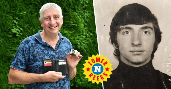 """Na deze foto veranderde het leven van Emiel Goris (60) voorgoed: """"Daarom draag ik hem altijd bij mij"""""""