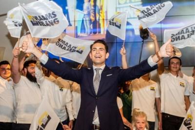 Grote gok, groot succes: Vlaams Belang gaf nog nooit zo'n fortuin uit aan campagne