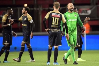 SPELERSBEOORDELINGEN. Vier uitblinkers bij Antwerp na Europese wedstrijd tegen AZ