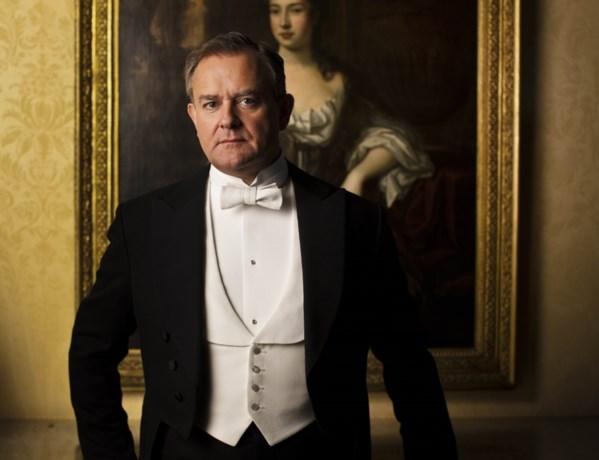 'Downton Abbey'-acteur in nauwe schoentjes door callgirl