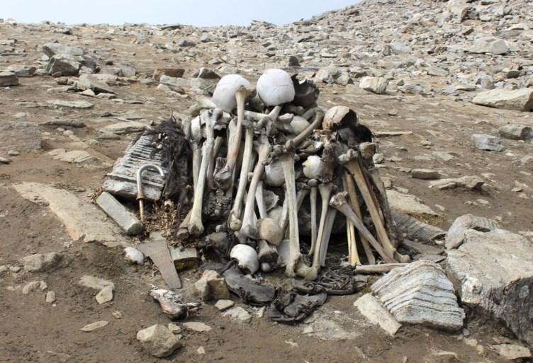 """DNA-onderzoek dat mysterie van 'skelettenmeer' in India moest oplossen, maakt het nog groter: """"We zijn heel verrast"""""""