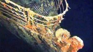 Titanic gaat voor tweede keer ondergang tegemoet: bacterie vreet het wrak op