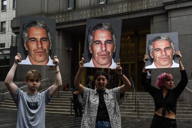 Tien nieuwe getuigenissen in zaak-Epstein in Frankrijk
