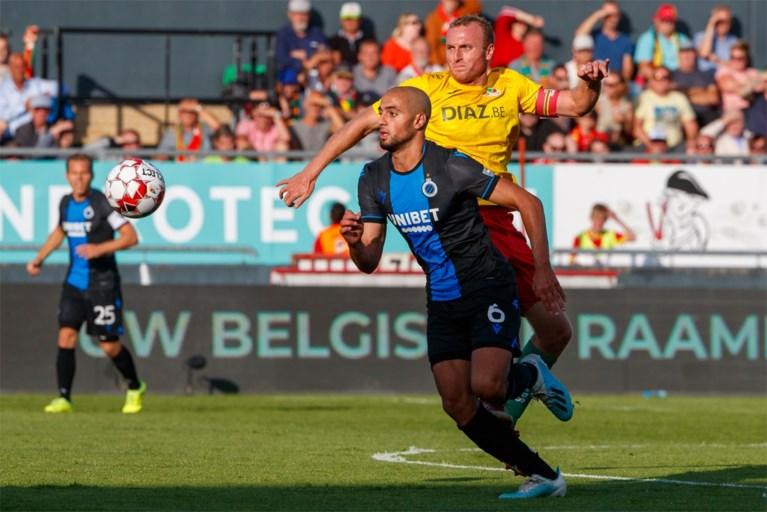 Officieel: Club Brugge verhuurt Sofyan Amrabat voor één seizoen aan Hellas Verona