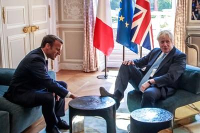 Voeten op tafel, maar met lege handen naar huis: is Boris Johnson uitgebluft?