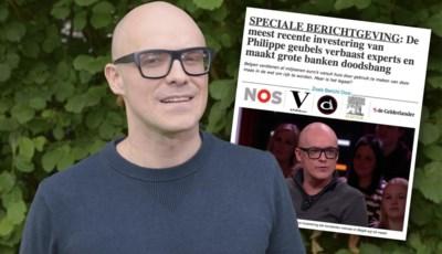 """Neen, Philippe Geubels kan je niet rijk maken: """"We krijgen dagelijks meldingen van fans"""""""