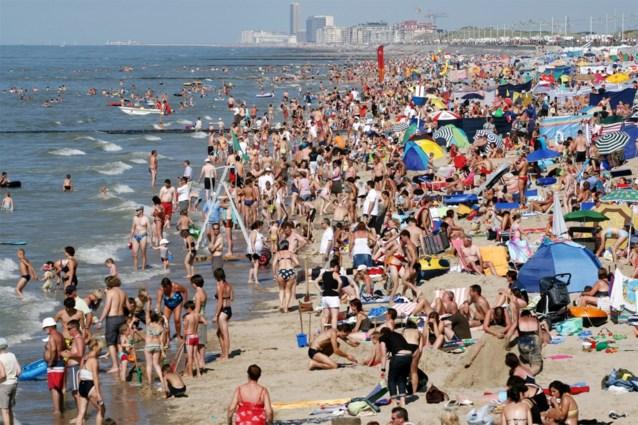 Kust verwacht dit weekend 275.000 dagtoeristen