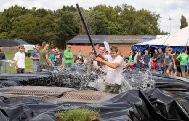 Held van 't Veld: Ploegen en fierljeppen in de Bosdreef