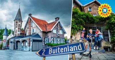 """Het huis in Buitenland waar alles, maar dan ook echt alles scheef staat: """"Leg een knikker op de vloer en ge zijt hem kwijt"""""""