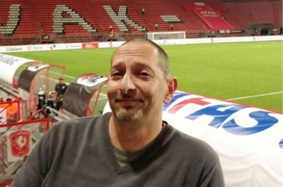 Het verhaal van Joeri, de Antwerpfan die zich in het Twentestadion verstopte, de match zag en wat gratis hapjes versierde