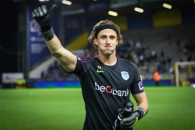 """Amper 20-jarige Genk-goalie speelt met Anderlecht eerste topper: """"Nonkel Marc? De voorzitter van Anderlecht is geen familie"""""""