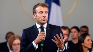 G7-top Biarritz: Macron roept op tot actie tegen branden in Amazonewoud en wil handelsconflicten vermijden