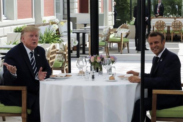 """Trump dreigt Franse wijnen extra te belasten: """"Als hij dat doet, zal Europese Unie terugslaan"""""""