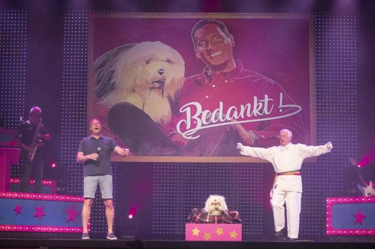Gert Verhulst speelt de allerlaatste 'Samson & Gert'-zomershow