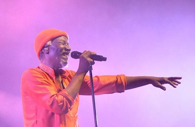 Alpha Blondy: Afrikaanse reggae in Antwerpen