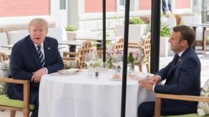 G7-top gaat van start in Biarritz: bosbranden in het Amazonewoud zijn agendapunt nummer 1 en heibel om douanetaksen op Franse wijn