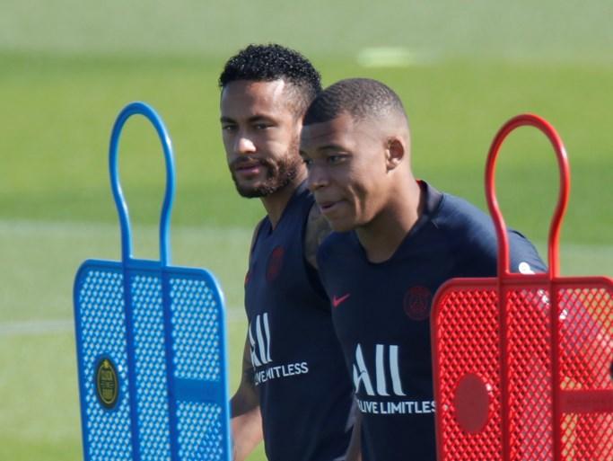 """Blijft Neymar dan toch gewoon in Parijs? """"Relatie met PSG is aan de beterhand"""""""
